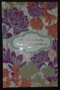Brett's journal