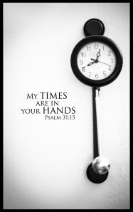 Time in God's Hands