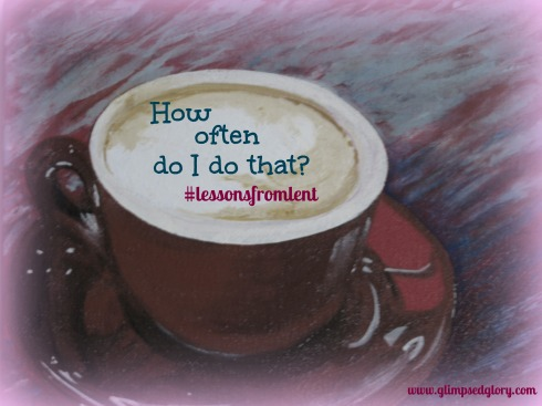 creation swap coffee cup how often painting lori macmath 9079