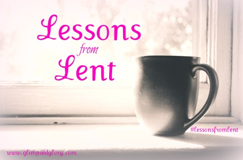 creation swap lessons from lent coffee cup Kelly Sikkema 22940