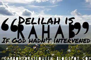 Delilah is Rahab