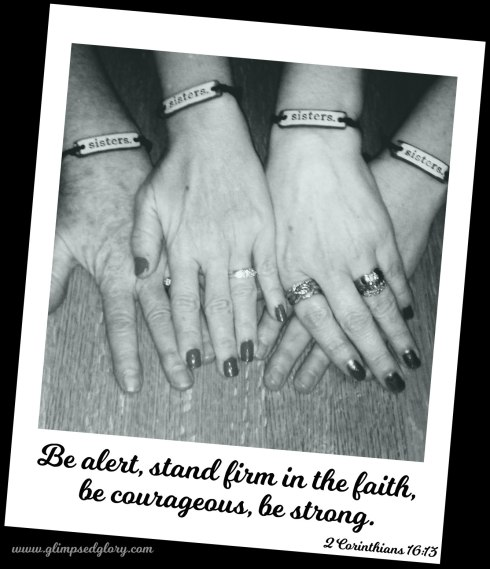 four hands sisters 2cor1613